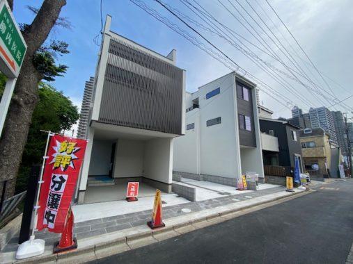 所沢市元町 新築戸建 全4棟[4,480万円~]
